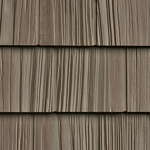 Cedar Shake Vinyl Siding By The Foundry